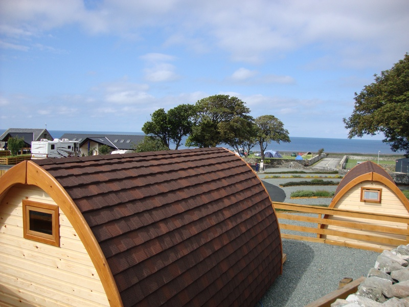 Pod and Sea View